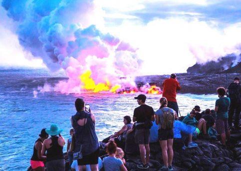 volcanoe
